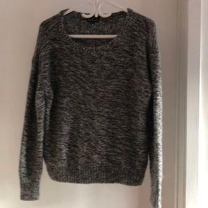 Aritzia Talula angora-cashmere blend sweater